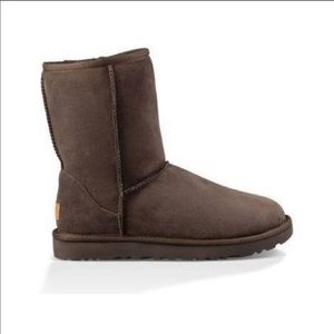 b09e1693b3d Women Chocolate Brown Short Ugg Boots on Poshmark